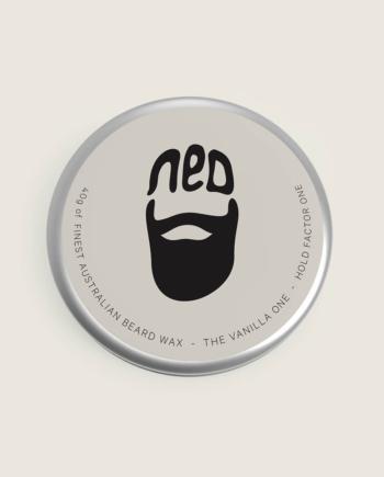 the vanilla one - beard care kit - best beard wax australia