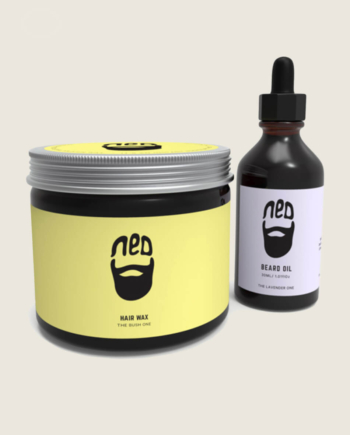 best beard oil australia - Beard oil is hydrating to the skin and helps soften and tame beard hair, which means it also does double-duty as a styling agent. - NED hair wax - best hair wax australia