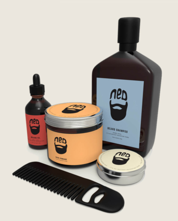NED pomade and beard care products australia