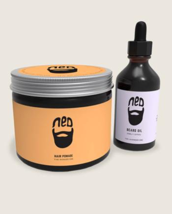 men's grooming - best beard wax australia -duo beard wax and oil pack - best beard oil australia - men's styling products