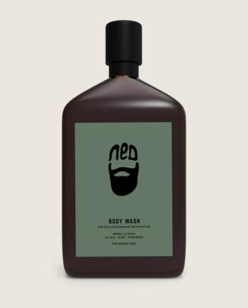 the spring one - men's body wash - men's grooming - ned body wash australia
